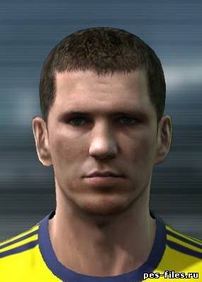 Pes 2011 Prudnikov face
