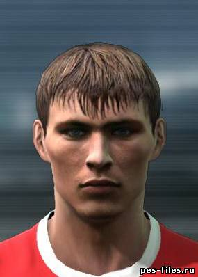 Pes 2011 Parshivlyuk face