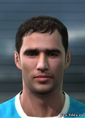 Pes 2011 Shirokov face