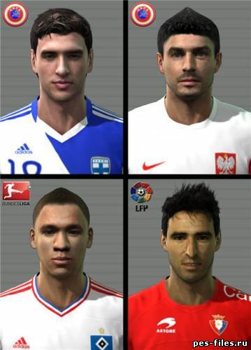 Pes 2011 Faces Pack V7