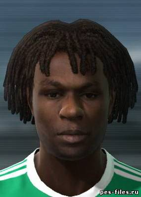 Pes 2011 Zengue face