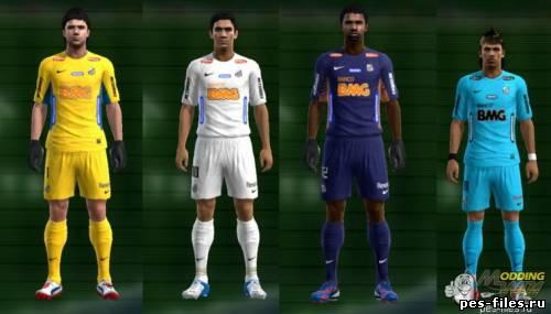 PES 2011 Real Madrid 2012 Kits By Dario_DC28 - PESPatchscom