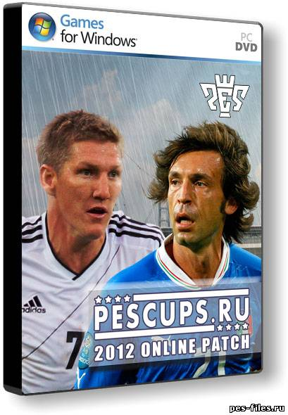FPF - Download Center Patchs PES 2012 Big