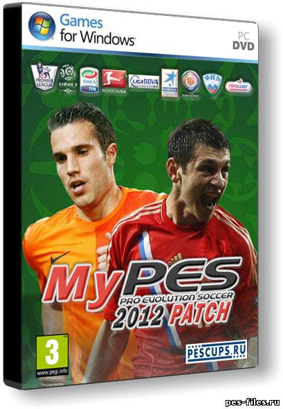 myPES 2012 patch 4.0+