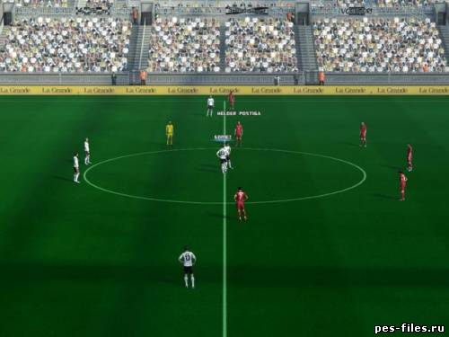 HD Turf for PES2013