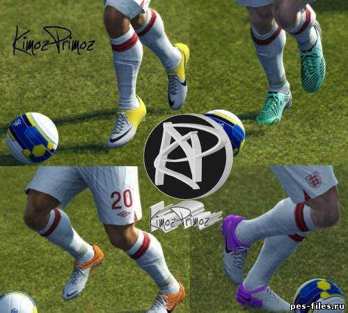 Boots Pack For Pes2013 Demo