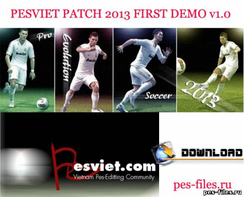 2013 DEMO PATCH PESVIET