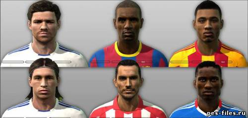 Pes 2011 Awesome Pack