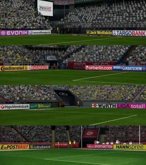 PES 2013 ADBOARDS PACK