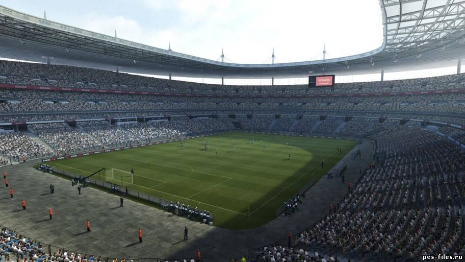 New PES 2012 Screens Unveiled