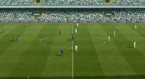 PES 2013 Gameplay Vídeos