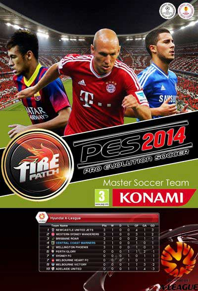 Fire patch 3.2 плюс HYUNDAI A- LEAGUE