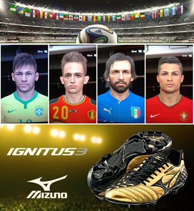 PES 2014 DATA PACK 7 RELEASED