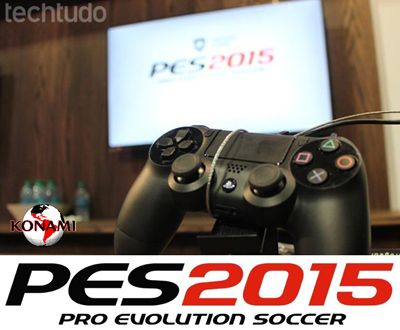 [TechTudo] Analysis of DEMO E3 Pro Evolution Soccer 2015