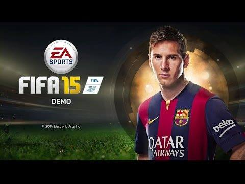 FIFA 15 Demo Is Out ( Xbox One )