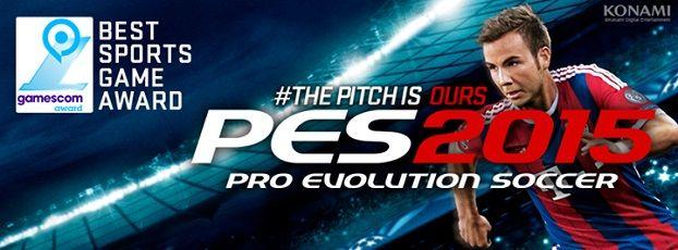 Pro Evolution Soccer 2015 29 августа в Милане