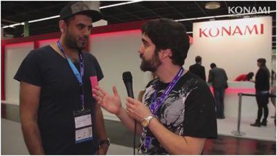Интервью с Адамом Бхатти на Gamescom