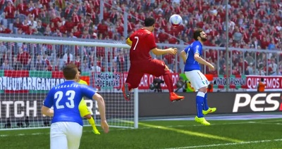 Pes 2015 Demo: New Video Gameplay