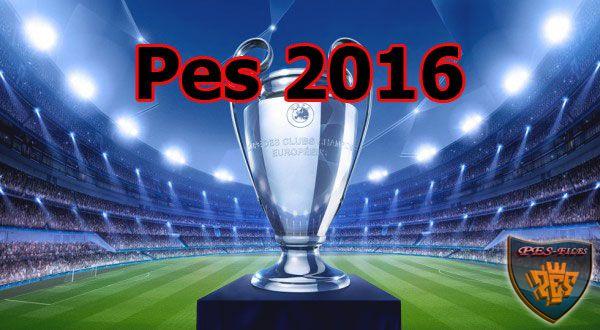 Компания Лига Чемпионов в Pes 2016 Myclub