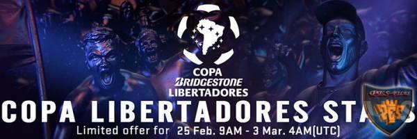 Кубок Либертадорес Pes 2016