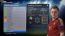 Черышев Евро 2016 для Pes 2016 DLC 3.0