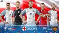 Англия Pes 2016 Евро 2016