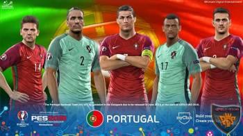 Португалия Pes 2016 Евро 2016