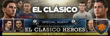 Pes 2016 Специальный агент Эль Класико и Лига Чемпионов Myclub