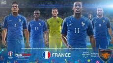 Франция Pes 2016 Евро 2016