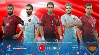 Турция Pes 2016 Евро 2016