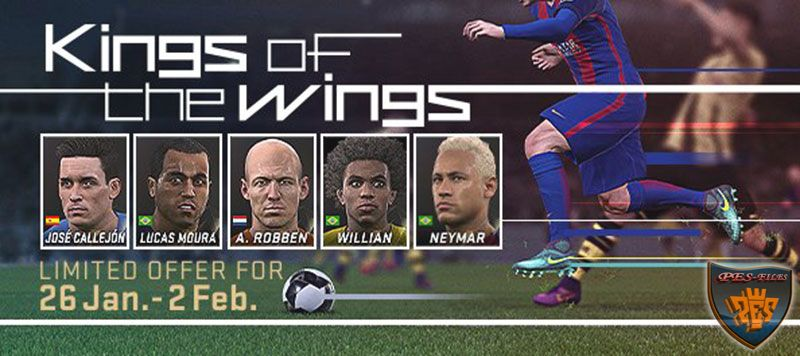 Агент myClub UEFA TOTY 2016 и Kings of the Wings