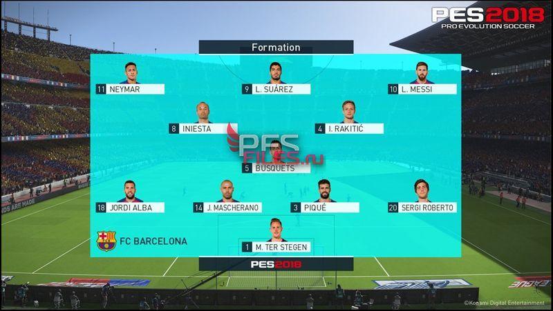 PES 2019/Pro Evolution Soccer 2019: руководство