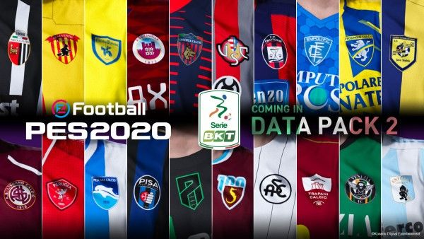 PES 2020 New Data Pack 2.00 and Patch 1.02.00
