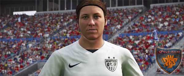 В Fifa 16 будет представлен женский футбол