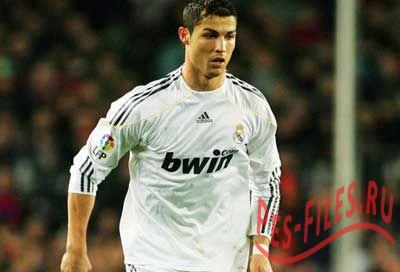 Роналду в третий раз стал обладателем Золотого мяча