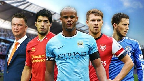 2014/15 Barclays Premier League