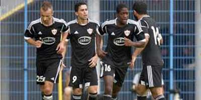 Карабах впервые вышел в групповой раунд Лиги Европы