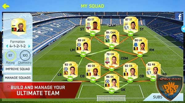 Мобильный футбол FIFA 16 Ultimate Team обновилась до 1.5.6