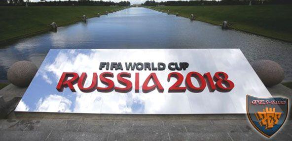 Итоги жеребьевки Чемпионата Мира 2018