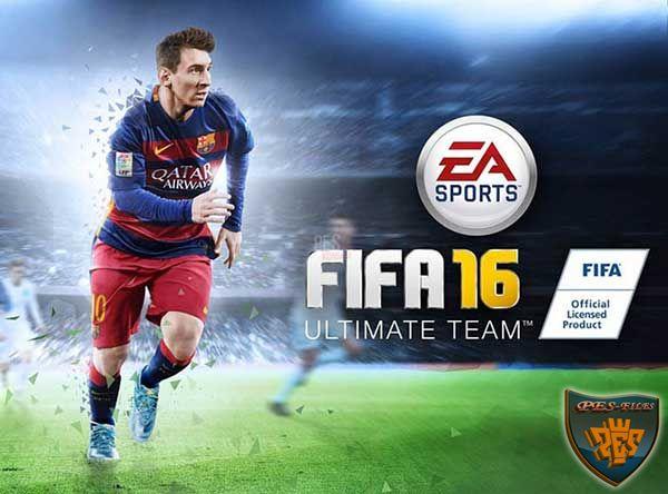 Вышла FIFA 16 мобильная версия