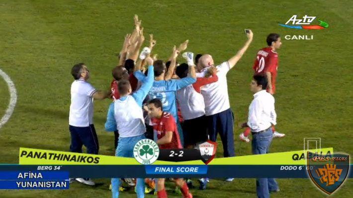 Азербайджанский клуб Габала пробился в Лигу Европы 2015-16